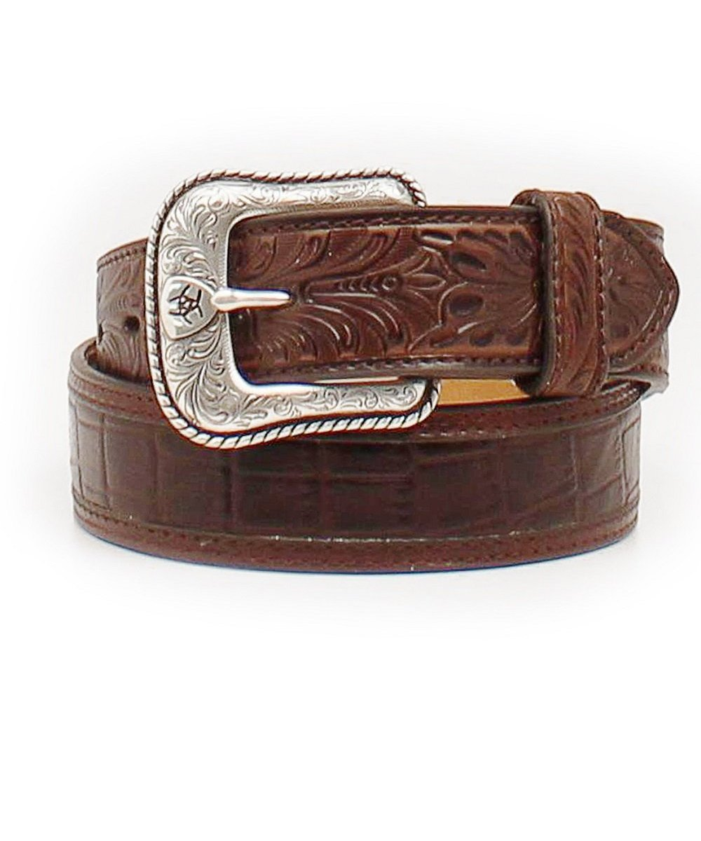M&F Western Men's Ariat Western Belt- Style #A1021202
