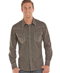 PANHANDLE MEN'S ROCK & ROLL SNAP SHIRT - STYLE #B2S7017