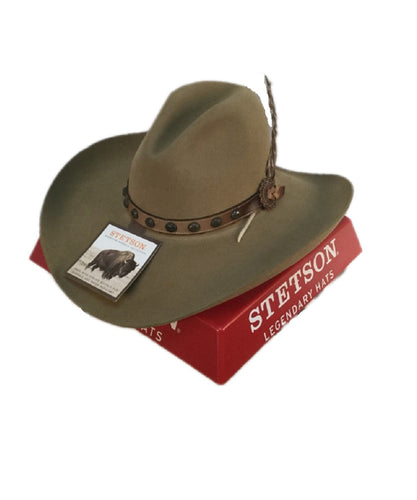 STETSON BROKEN BOW 4X COWBOY HAT - STYLE #SBBBOW-6943