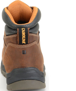 "Carolina Men's 6"" Waterproof Bruno Lo Work Boot- Style #CA5020"