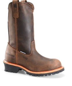 CAROLINA MEN'S WELL X LOGGER BOOT- STYLE #CA9831