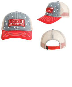 Rock & Roll Denim American Trucker Cap- Style #CBC9509