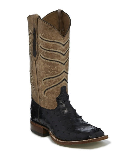 Tony Lama Men's Full Quill Ostrich Boot- Style #CL825