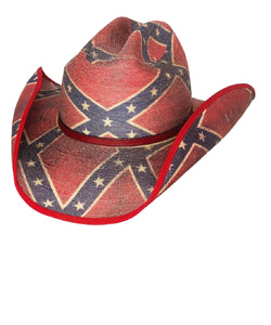 BULLHIDE CRACKER LINE STRAW HAT - STYLE #2889