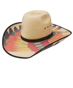 Charlie 1 Horse Brave Straw Hat- Style #CSBRVE-8844