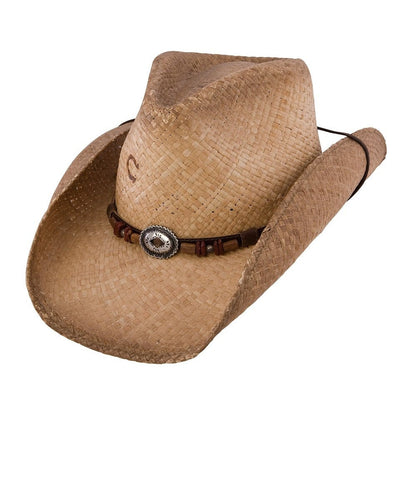 CHARLIE 1 HORSE GREAT DIVIDE STRAW HAT- STYLE #CSGRDV-403690