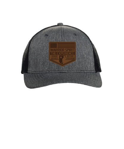 Affliction Clothing Howitzer Inc. Warrior Spirit Cap- Style #CV1631