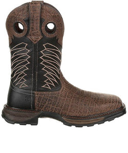 Durango Men's Maverick Waterproof Steel Toe Western Work Boot- Style #DDB0176