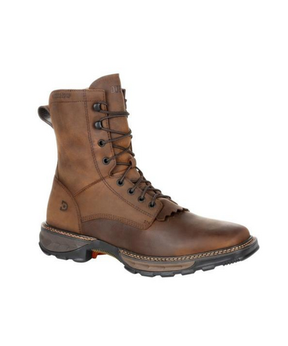 Durango Men's Square Toe Waterproof Maverick Lacer Work Boot- Style #DDB0238