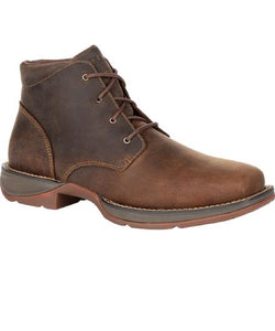 Durango Men's Red Dirt Rebel Plain Toe Chukka- Style #DDB0248