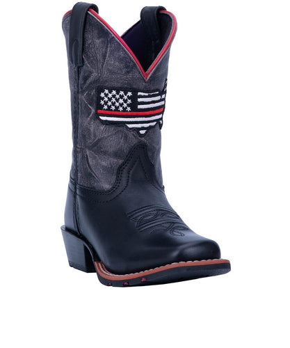 Dan Post Youth Thin Red Line Boot- Style #DPC2954