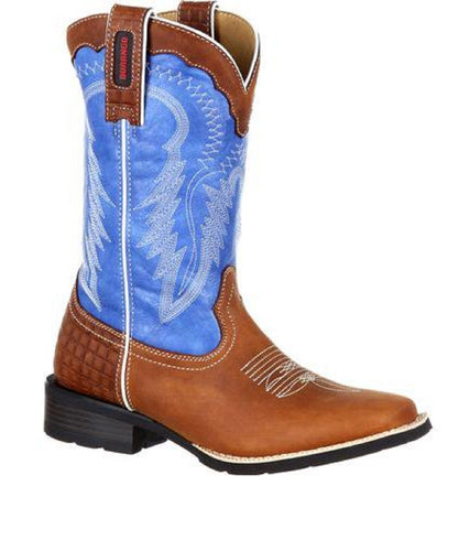 Durango Women's Mustang Pull On Western Boot- Style #DRD0192