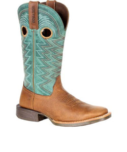 Durango Women's Lady Rebel Pro Teal Western Boot- Style #drd0353
