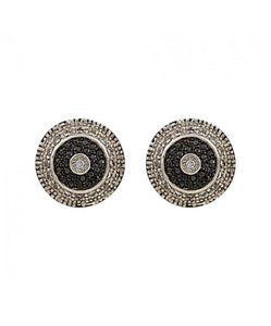 MONTANA SILVERSMITHS WOMEN'S EVENING BULLS EYE EARRINGS- STYLE #ER2741