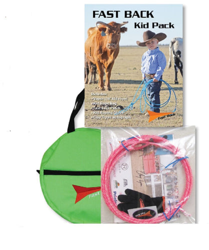 Fast Back Ropes Kids' Pack- Style #FBKIDPACK