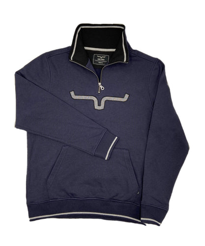 Kimes Ranch Men's Filmore Fleece Quarter Zip- Style #FILMORE