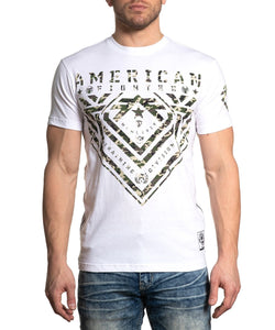 American Fighter Men's Parkside Tee- Style #FM10744