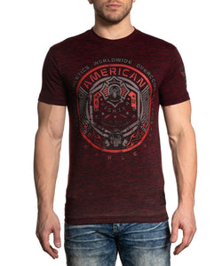 American Fighter Men's Bluff Creek Tee- Style #FM11624