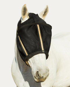 Noble Outfitters Guardsman Fly Mask Without Ears- Style #75000