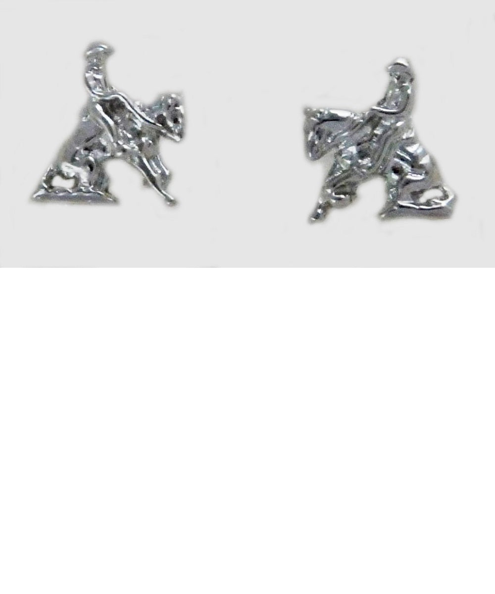 Finishing Touch Of Kentucky Women's Reining Horse Earrings - Style #ER1335