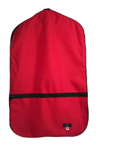 World Class Equine Garment Bag- Style #J100 - RED