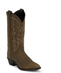 JUSTIN MEN'S DRISCOLL BAY APACHE WESTERN BOOT- STYLE #2263