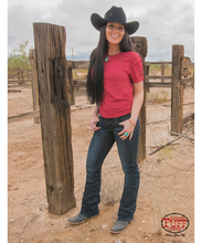 Cowgirl Tuff Women's Forever Tuff Bootcut Jean- Style #JFORTF