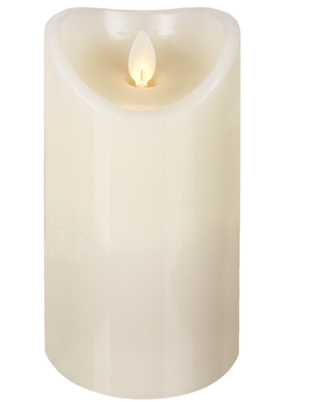Ganz Wax LED Pillar Candle- Style #LLWP1001