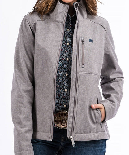 CINCH WOMEN'S BONDED JACKET- STYLE #MAJ9833001