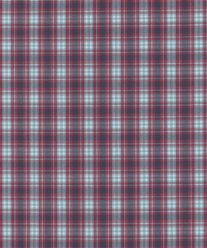 Wrangler Men's George Strait Red Plaid Short Sleeve Button Down Shirt-Style #MGSR773