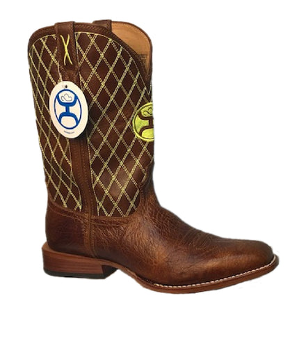 Twisted X Men's Hooey Square Toe Boot- Style #MHY0031