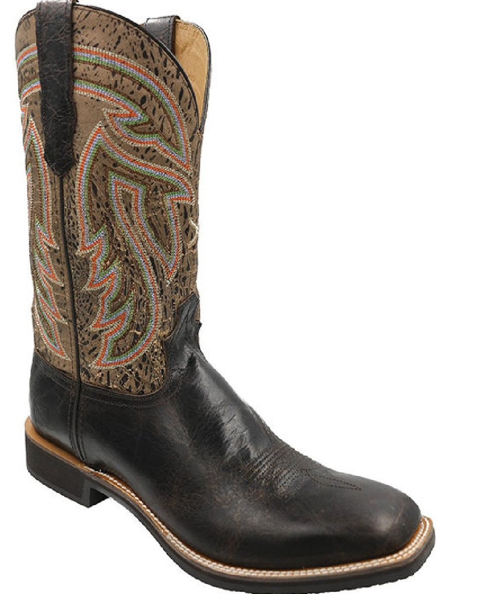 Twisted X Men's Silver Buckle Rancher Boot- Style #Mrl0001
