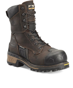 "Carolina Men's 8"" Matterhorn Waterproof Composite Toe Work Boot- Style #MT2560"