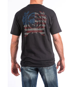 CINCH MEN'S SHORT SLEEVE TEE SHIRT - STYLE #MTT1690302