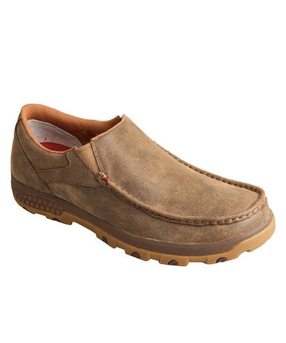 Twisted X Men's Slip On Driving Moc- Style #MXC0003