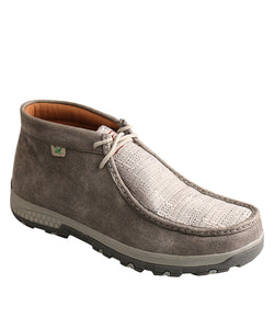 Mocasines de conducción CellStretch Chukka para hombre de Twisted X - Estilo # MXC0005