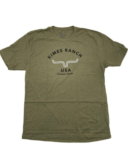 Kimes Ranch Men's Arch Tee- Style #MENS ARCH TEE