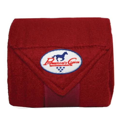 PROFESSIONAL'S CHOICE  RED POLO WRAPS- STYLE #PCPW RED