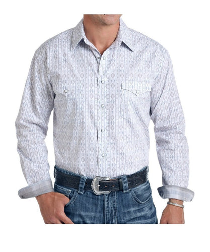PANHANDLE SLIM MEN'S SNAP SHIRT- STYLE #R0S9438