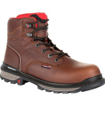 Rocky Men's Rams Horn Waterproof Composite Toe Work Boot- Style #RKK0257