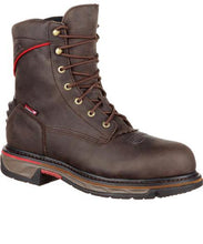 Rocky Men's Waterproof Iron Skull Composite Toe Western Boot- Style #RKW0204