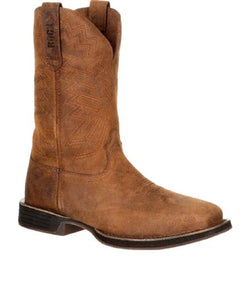 Rocky Men's Renegade Steel Toe Western Boot- Style #RKW0225