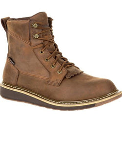 ROCKY MEN'S CODY WATERPROOF LACER WESTERN BOOT- STYLE #RKW0229