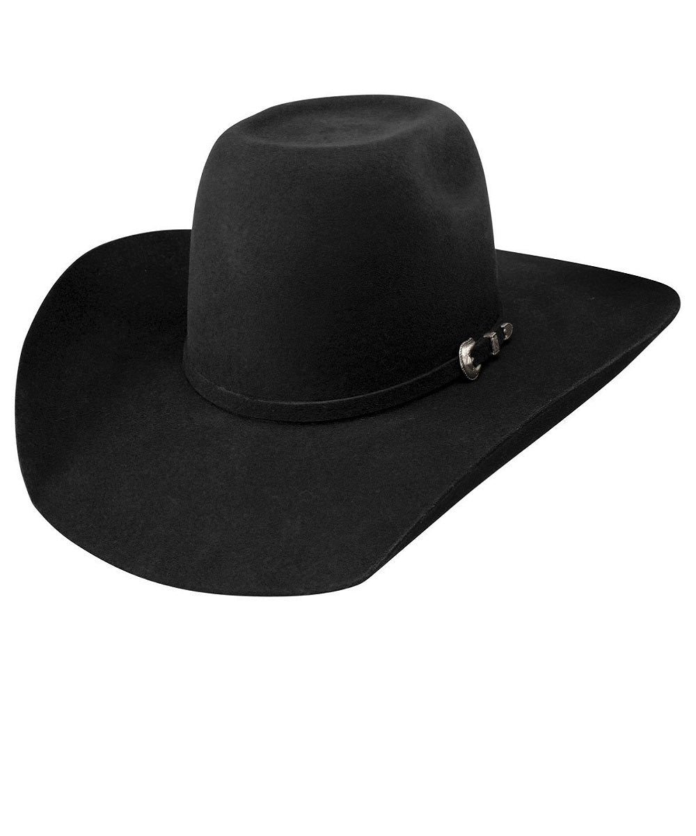 Resistol 3X Pay Window Black Wool Hat- Style #RWPYWD-9042 BLK