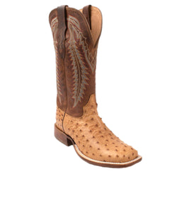 Tony Lama Men's Felix Full Quill Ostrich Boot- Style #SA8266