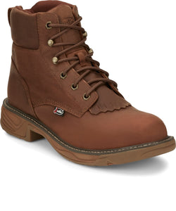 Justin Men's Rush Lacer Waterproof Work Boot- Style #SE465