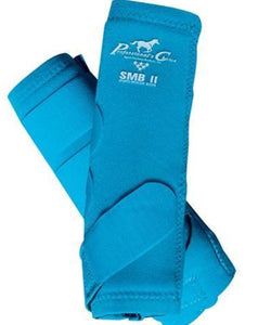 PROFESSIONAL'S CHOICE PACIFIC BLUE SPORTS MEDICINE BOOTS- STYLE #SMBII PAC