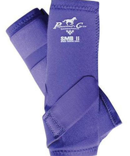 PROFESSIONAL'S CHOICE PURPLE SPORTS MEDICINE BOOTS- STYLE #SMBII PRP