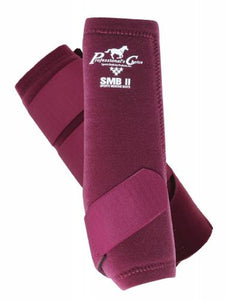 PROFESSIONAL'S CHOICE WINE SPORTS MEDICINE BOOTS- STYLE #SMBII WIN