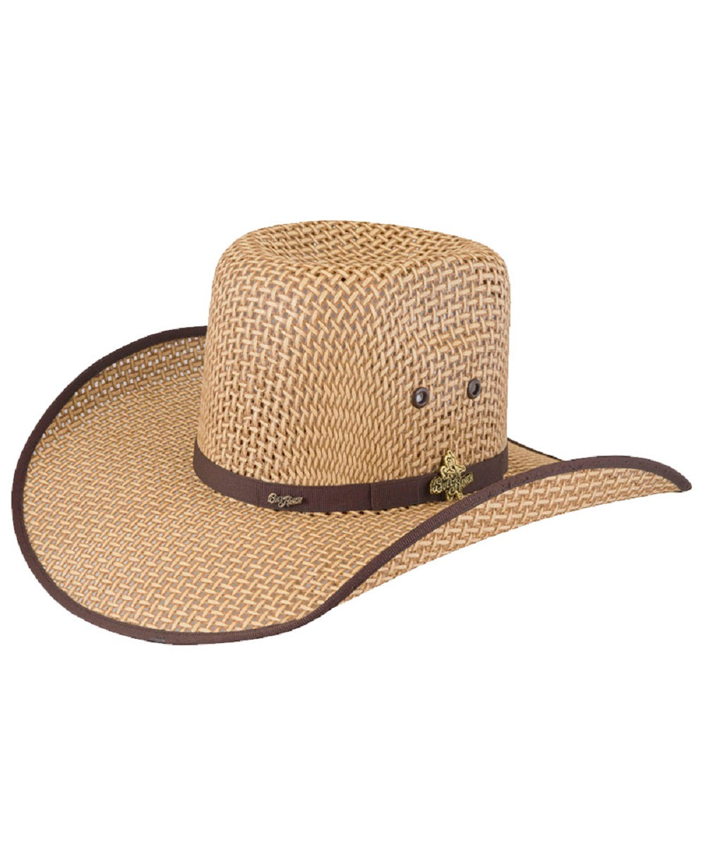 Royal Palm Illinois -Xtrem Rodeo Straw Hat- Style #STARCCPR54